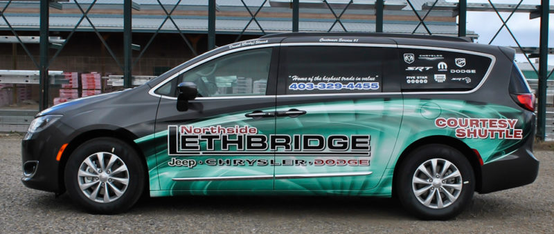 Northside lethbridge dodge shuttle